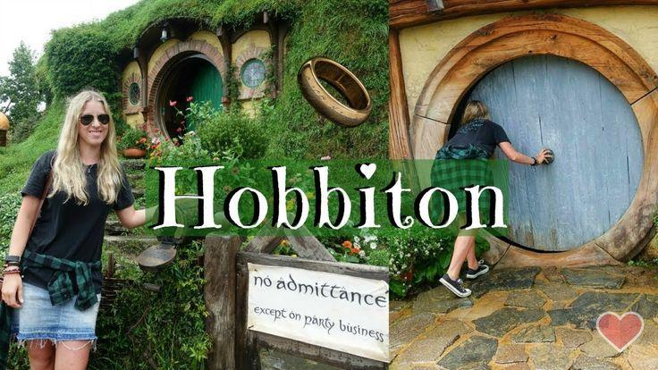 Hobbiton, New Zealand | Movie Set Tour (A Magical but Rainy Day)