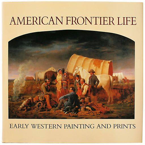One Kings Lane Vintage American Frontier Life