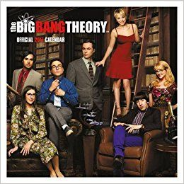The Big Bang Theory Official 2017 Calendar - Square 305x305mm Wall Calendar 2017: Amazon.co.uk: Danilo: Books