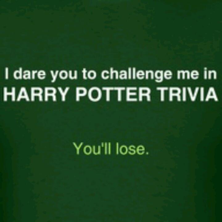 Harry Potter Som Jeg Mister Min Jomfruelighet Til Quiz