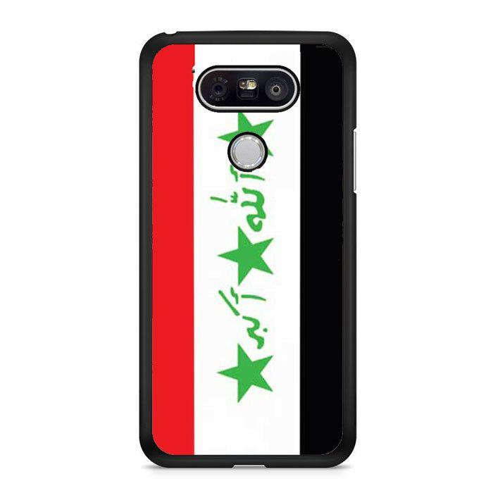 Iraq Flag LG G6 Case Dewantary