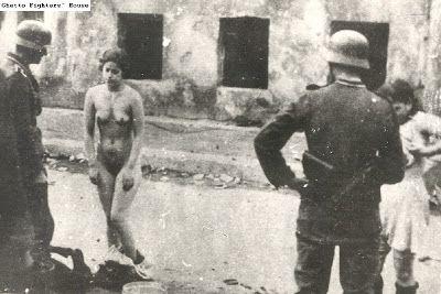 Jewish strip nude