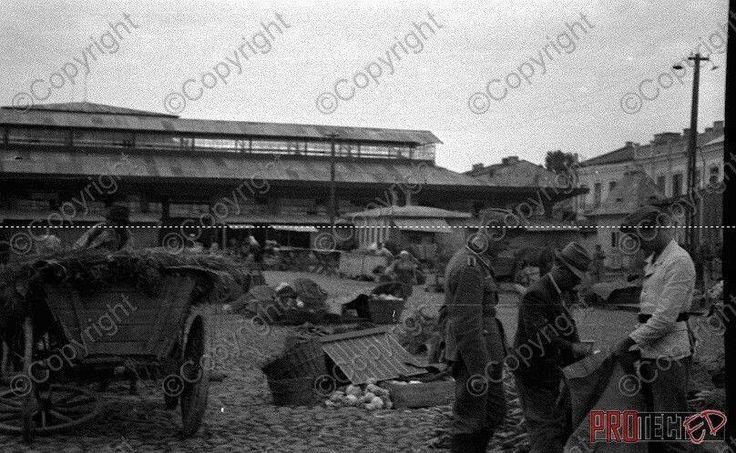 Hala Centrala, 1940, Iasi, Romania