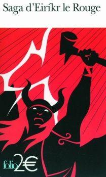 Récits de voyages vikings Petit format Edition : Folio 2 euros Date de parution : 2011 Nombre de pages : 107 pages Ce livre comporte : - Saga d'Eirikr le Rouge - Saga des Groenlandais Eirikr le Rouge, condamné au bannissement à la suite des meurtres d'Eyjólfr...