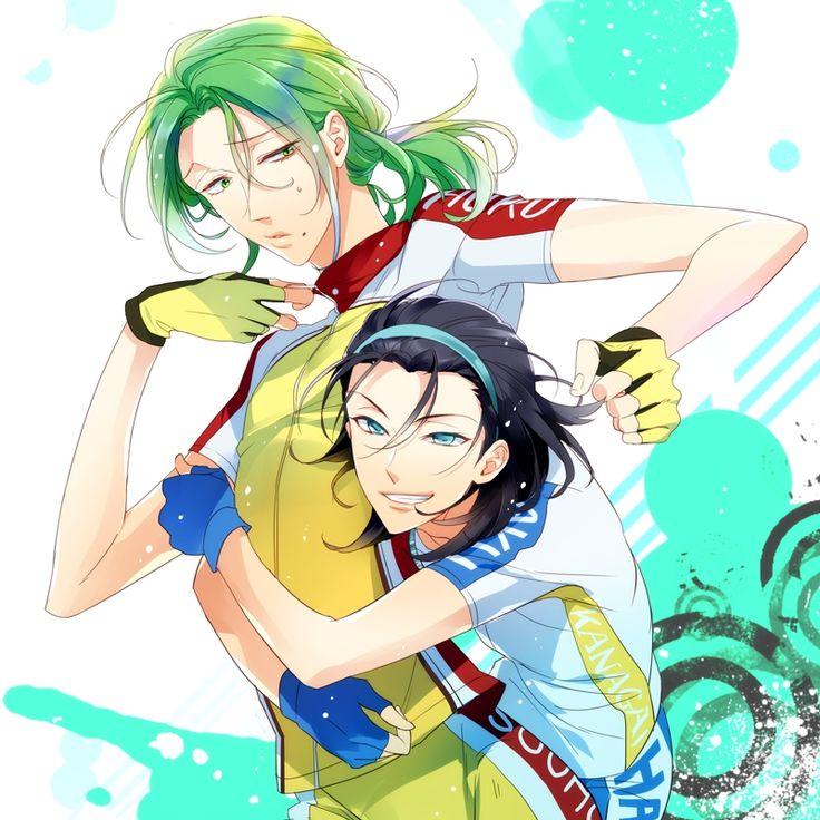 Yowamushi.Pedal. so cute!!