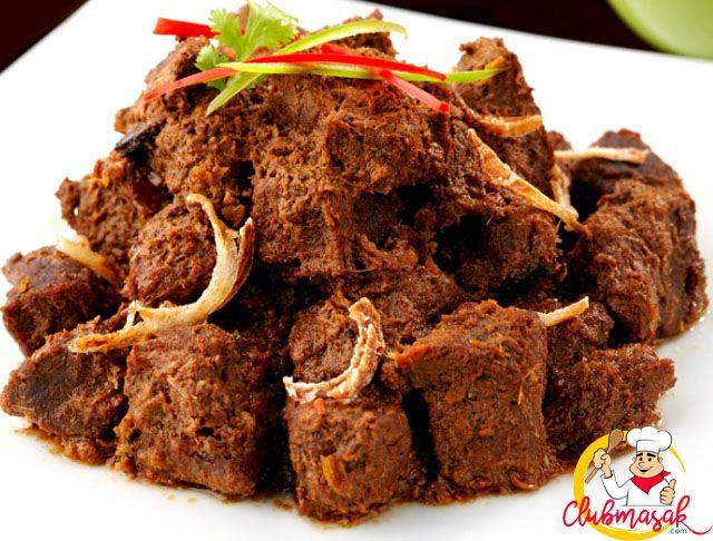 Resep Masakan Rendang, Menu Makanan Sehat, Club Masak