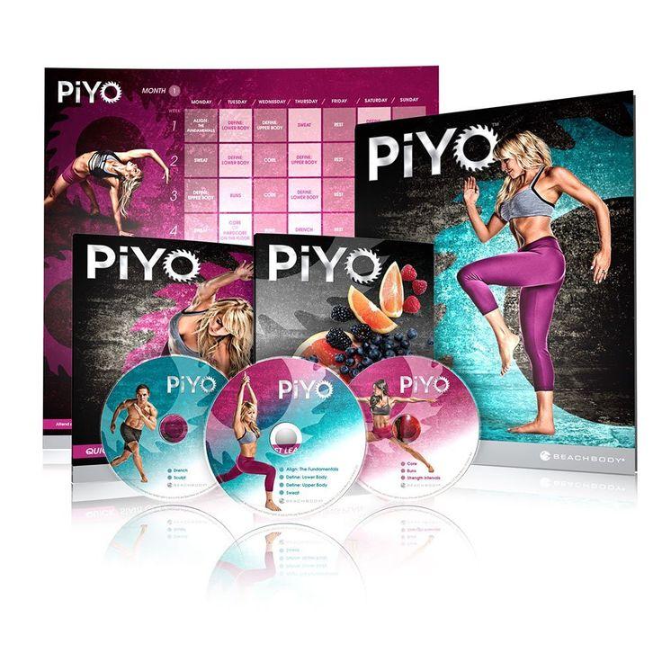 PiYo DVD Package
