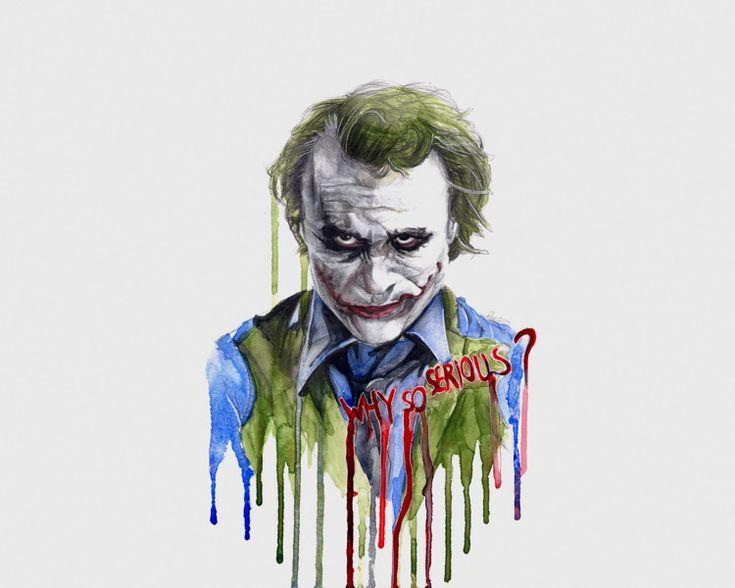 Joker Scribble Drawing : Best painted carriers images the joker