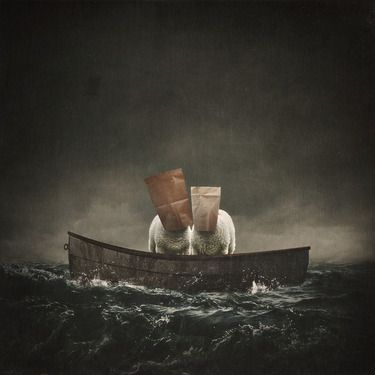 "Saatchi Online Artist Michael Vincent Manalo; Digital, ""The Fish Tales II, Edition 1 of 10"" #art"