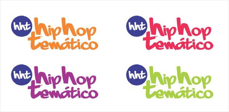 Logo HIP HOP TEMÁTICO