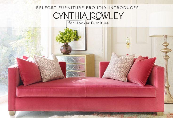 Introducing Cynthia Rowley Furniture