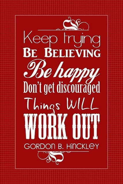 :)Presidents Hinckley, Inspiration,  Dust Jackets, Quotes, Work Out,  Dust Covers, Book Jackets, Workout,  Dust Wrappers