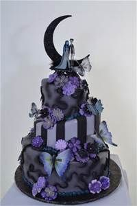 Diy Nightmare Before Christmas Wedding Cakes - Yahoo Image Search Results