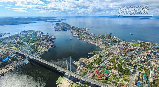 Владивосток опробует новые технологии формирования комфортной городской среды