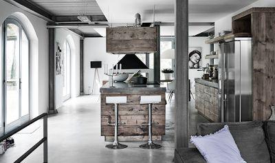 Portal de Diseño y Decoración: Villa Vergelle, una encantadora casa italiana que ...