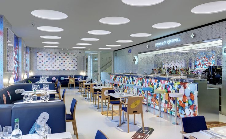 The short-lived success of Damien Hirst's first Pharmacy clearly hasn't deterred the artist, but it did take him a while to follow his lauded 1998 Notting Hill outpost. Pharmacy 2 is a more accomplished attempt, helped in no small part by Mark Hix,...