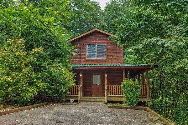 Fishing Bears Deluxe 1 Bedroom Gatlinburg Cabin Rental Cabin Gatlinburg Cabin Rentals Cabin Rentals
