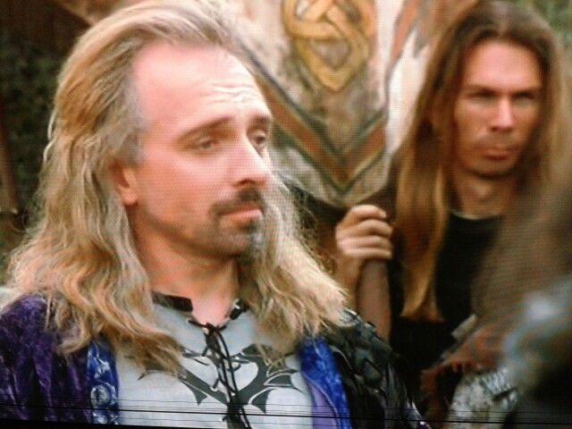Merlin:The Return Rik Mayall.