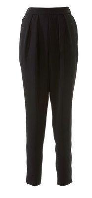 Pleated Elsatic Waist Pants