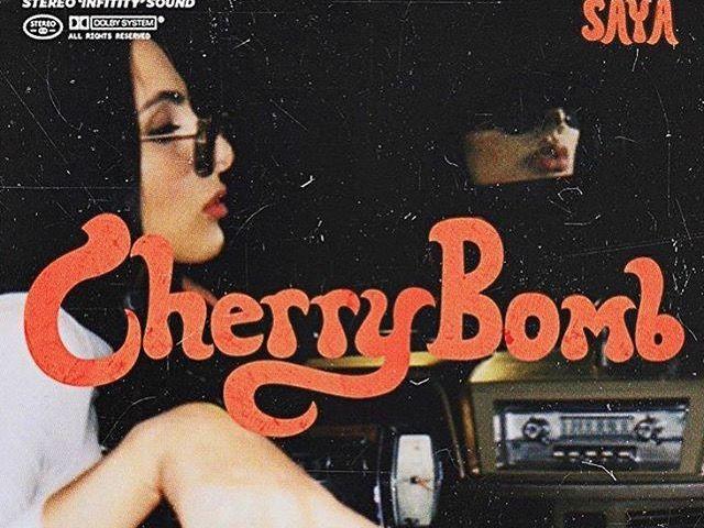 """""""Hello Daddy, hello Mom  I'm your ch ch ch ch ch cherry bomb. Hello world I'm your wild girl. I'm your ch ch ch ch ch cherry bomb""""- Cherry Bomb, Joan Jett & the Blackhearts"""