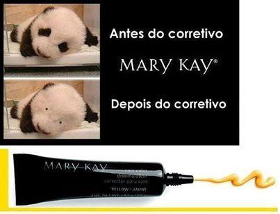 Corretivo yellow um dos mais vendidos dos produtos Mary Kay,pelo efeito que dá em seu make e a diferença que ele proporciona