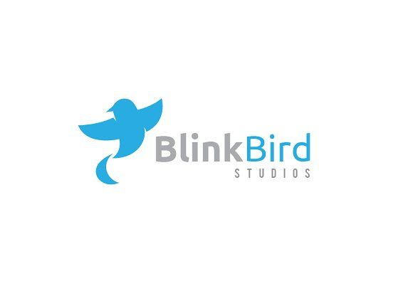 Blink Bird by Super Pig Shop on @creativemarket