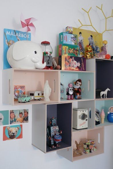 nooshloves: Ikea hack: Display storage for the kiddos