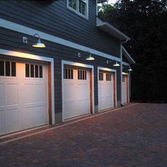 Exterior Garage Door Lights Best 25 Outdoor garage lights ideas