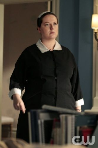 """""""Witches of Bushwick--  Pictured Zuzanna Szadkowski as Dorota in GOSSIP GIRL on THE CW. PHOTO CREDIT: GIOVANNI RUFINO/ THE CW 2010 THE CW NETWORK. ALL RIGHTS RESERVED"""