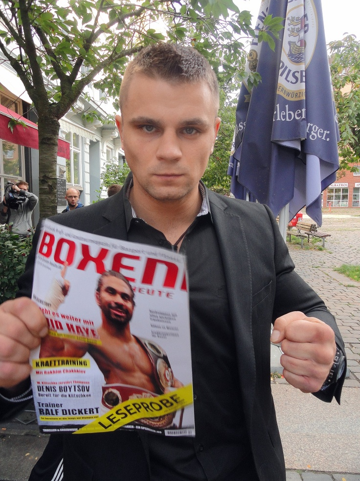 A friend of Denis Boytsov, Gagik, was attacked and seriously injured by baseball bat. He was hitten in his head. Gagik made it possible for Boytsov to fight in Belgium at 15.02.2013. Denis has sign...