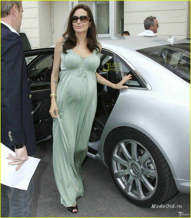 Знаменитости: Самые стильные беременные знаменитости