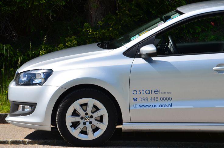 Astare kiest voor milieuvriendelijke Volkswagen Bluemotion