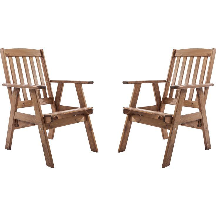 Vabergy Folding Chair Set | Wayfair UK