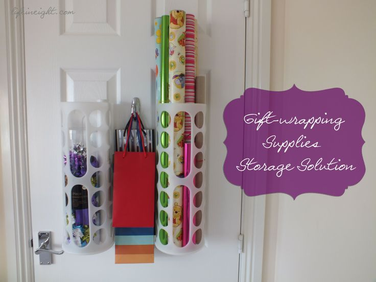 10 best images about wrapping paper storage on pinterest for Ikea paper holder storage