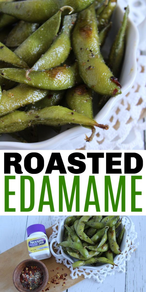 Ad This Roasted Spicy Edamame Recipe Is Simple To Make And Brings