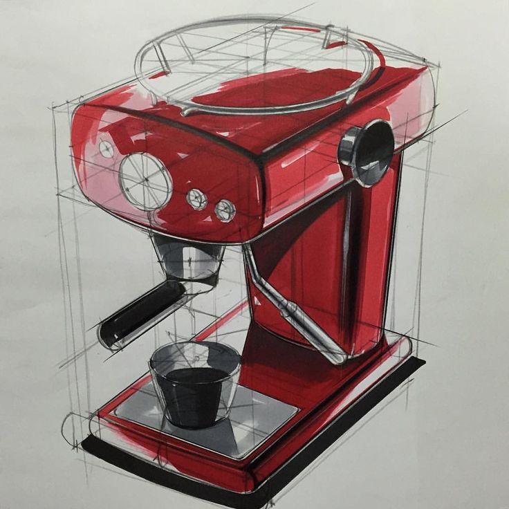 """좋아요 2,475개, 댓글 16개 - Instagram의 -SKEREN-(@sangwonseok)님: """"- Espresso Machine - - Sketch tutorial book sale - - AMAZON - Search """"skeren"""" - #productsketch…"""""""