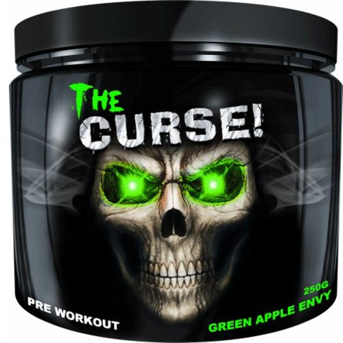 Cobra Labs The Curse Pre-Workout Supplement | 50 Servings: looking forward to trying this out :)