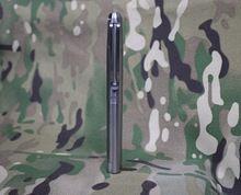 Edc gear zelfverdediging ct4 titanium legering tactische pen met 3 verwisselbare aanval hoofden survival pen cnc super hardheid p-03(China (Mainland))