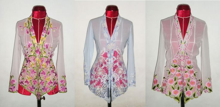 Nyonya Kebaya... want one of these!!!!