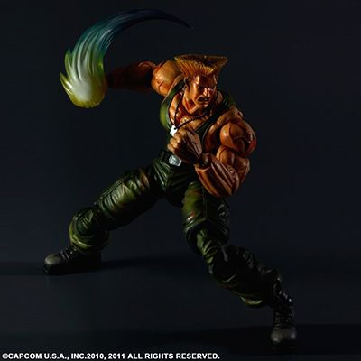 Guile - Street Fighter IV
