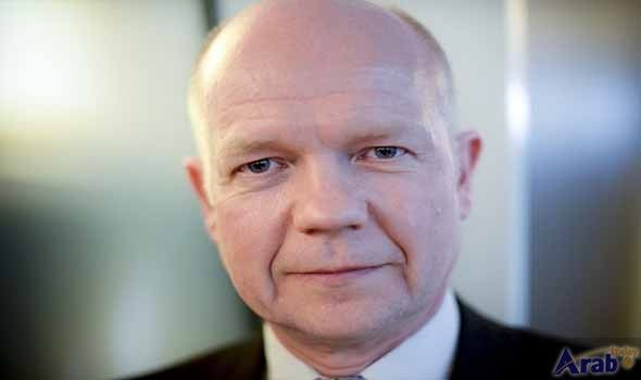 William Hague quits as foreign secretary in cabinet reshuffle