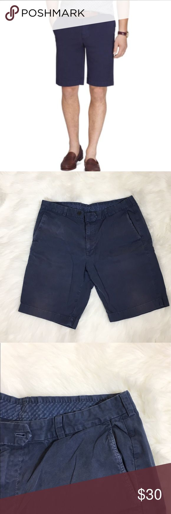 Brooks Brothers Men's Navy Bermuda Shorts Brooks Brothers Men's Navy Bermuda Shorts. 100% Cotton, excellent condition. Size W38. No modeling/trades. Brooks Brothers Shorts