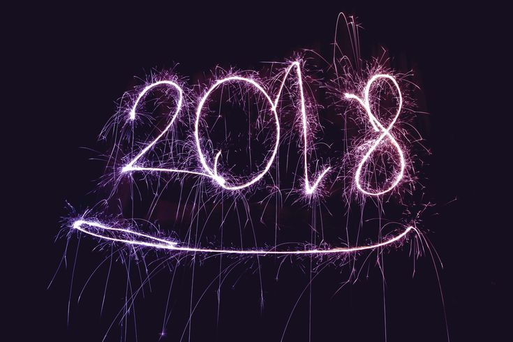 Happy New Year - 2018 ! Achieve your goals in 2018 with these easy tips to help with your New Years Resolutions!