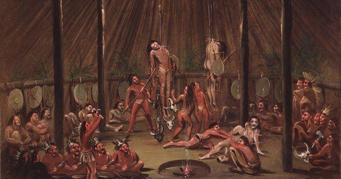 Ritual Keagamaan Paling Menyakitkan dari Siksa Diri Hingga di Bakar Hidup-Hidup
