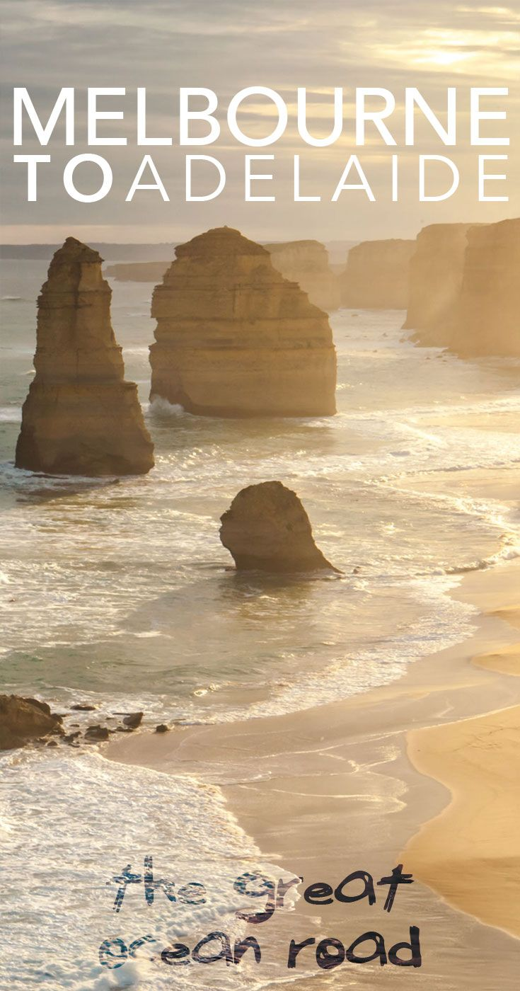 The Adelaide to Melbourne drive (or vice versa) is obviously most famous for the Great Ocean Road, but beyond the famous limestone cliffs waits a weird big lobster, plenty of Penguins, some whales and a crazy sinkhole.