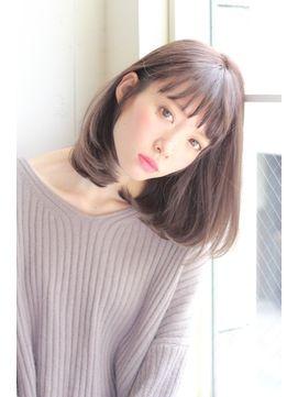 【GARDEN】トップノット×モード×ミルクティーカラー(田塚裕志) - 24時間いつでもWEB予約OK!ヘアスタイル10万点以上掲載!お気に入りの髪型、人気のヘアスタイルを探すならKirei Style[キレイスタイル]で。