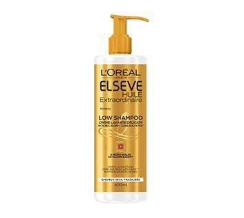 Elseve Low Shampoo Huile Extraordinaire