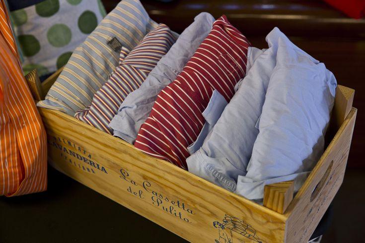 I colli delle camicie sono un punto davvero delicato, si sporcano facilmente e formano un'imbarazzante riga scura lungo tutto il bordo.