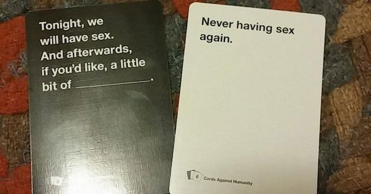 15 Perfect Moments From Cards Against Humanity