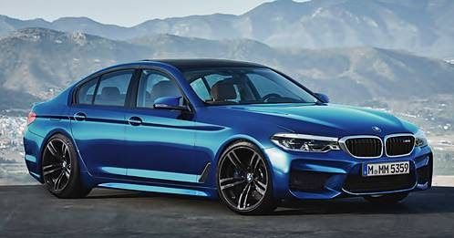 2018 BMW M5 F90 Specs Price Release Date - however the Bavarian carmaker is currently checking a model of the present M5 with xDrive